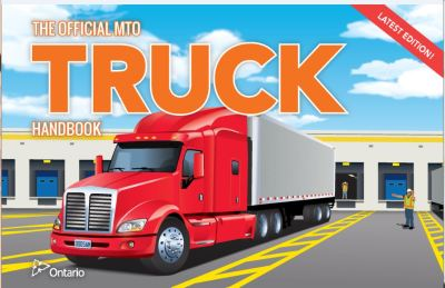 Image of the cover of publication titled  The Official MTO Truck Handbook (2018)