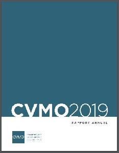 Image of the cover of publication titled Annual report / Ontario Securities Commission. 2019.